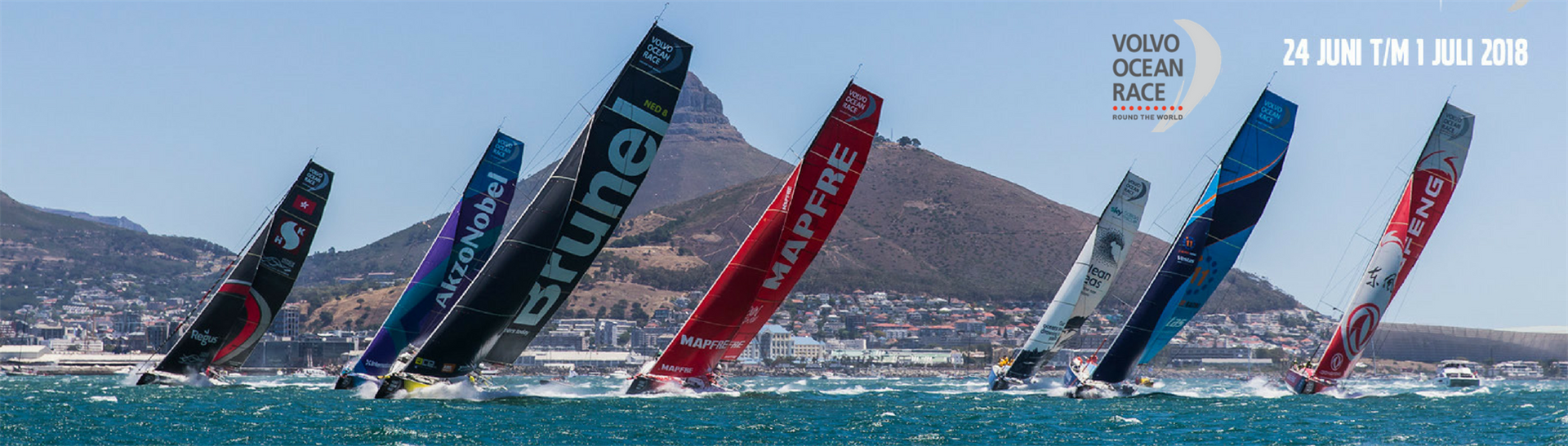 Volvo Ocean Race Finish