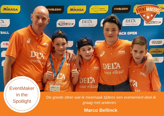 EventMaker in the Spotlight: Marco Bellinck