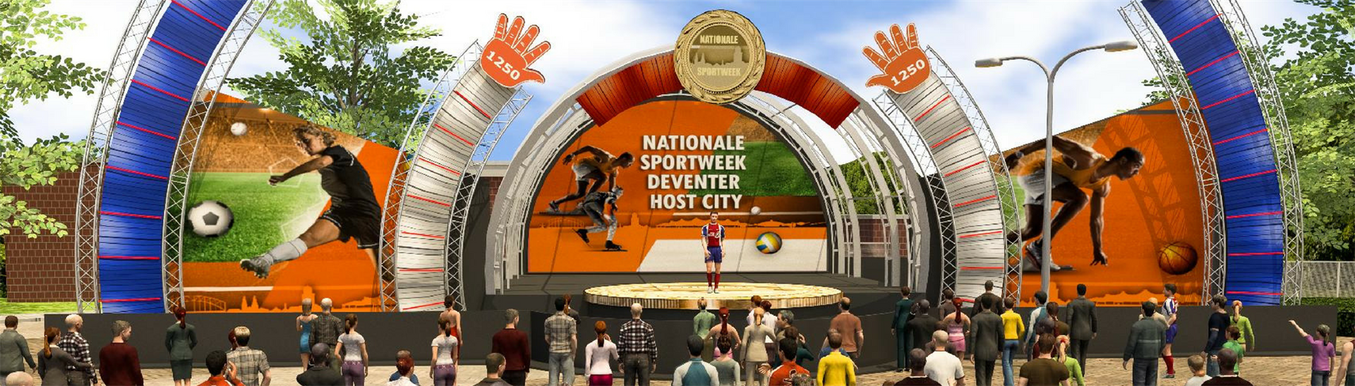 Nationale Sportweek Deventer