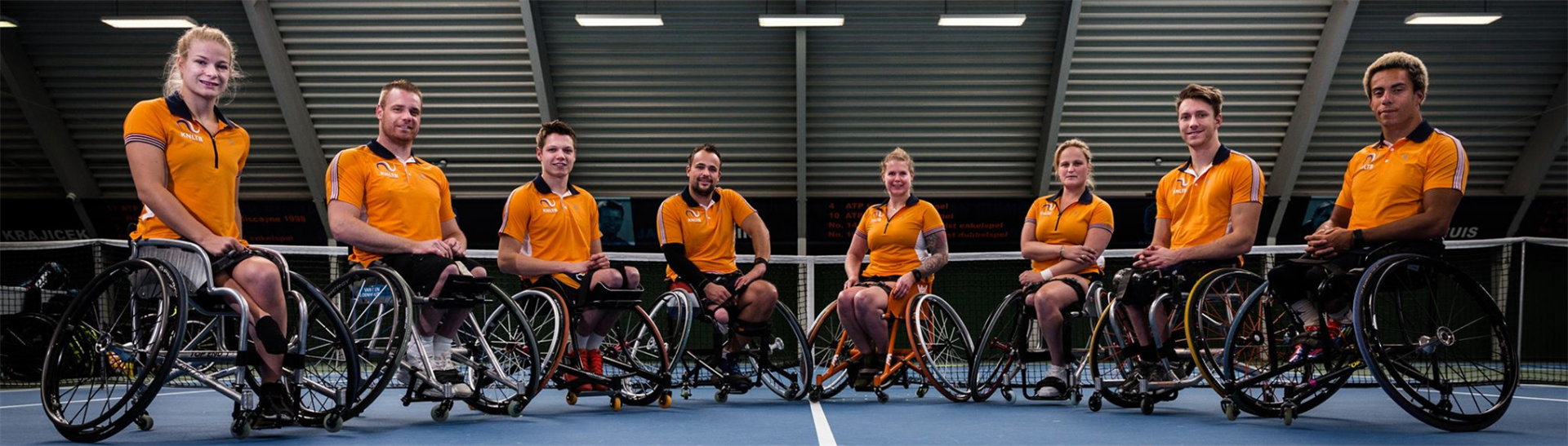 UNIQLO Wheelchair Doubles Masters