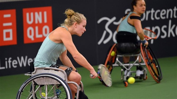Nederlandse top klaar voor de UNIQLO Wheelchair Doubles Masters in Bemmel