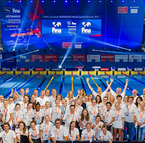 Swimming World Cup 2017